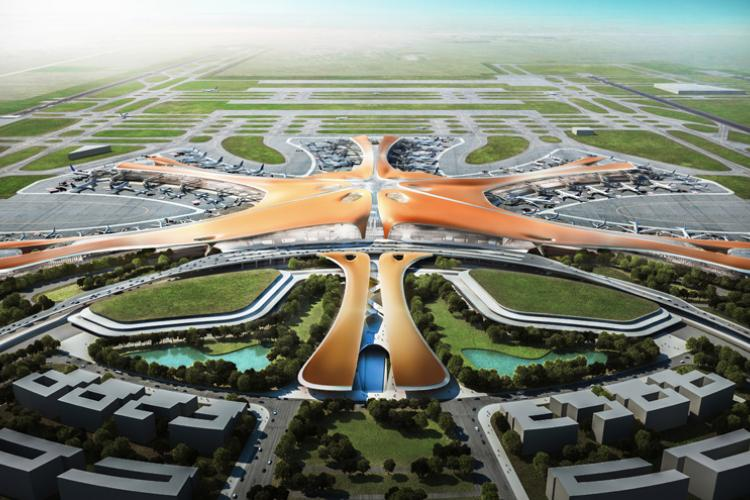 Beijing to Build the World's Largest Air Passenger Terminal