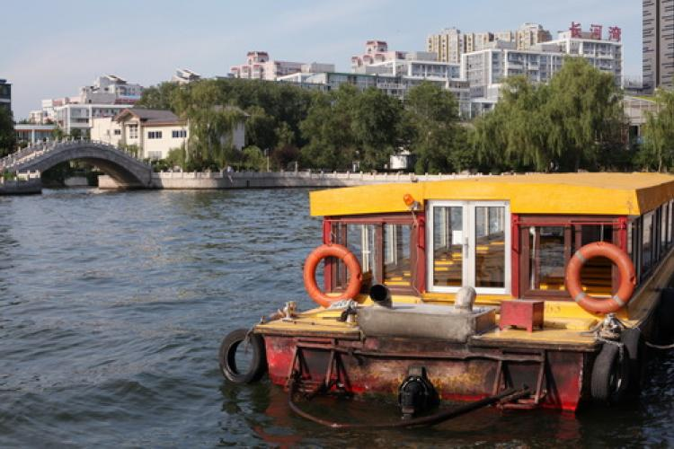 Splash From The Past: Take A Boat Cruise on Guo Shoujing's Waterways