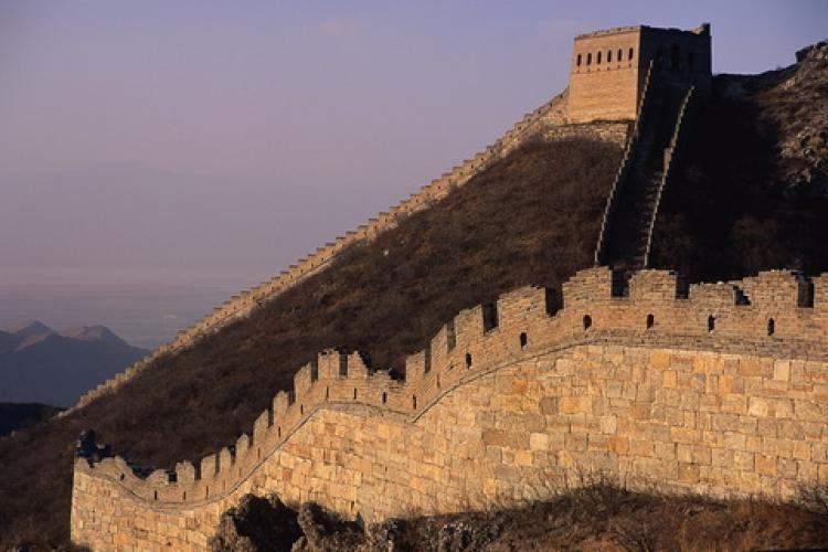 """Defender of the Great Wall: William Lindesay Sees """"Wilderness That Needs Protection"""""""