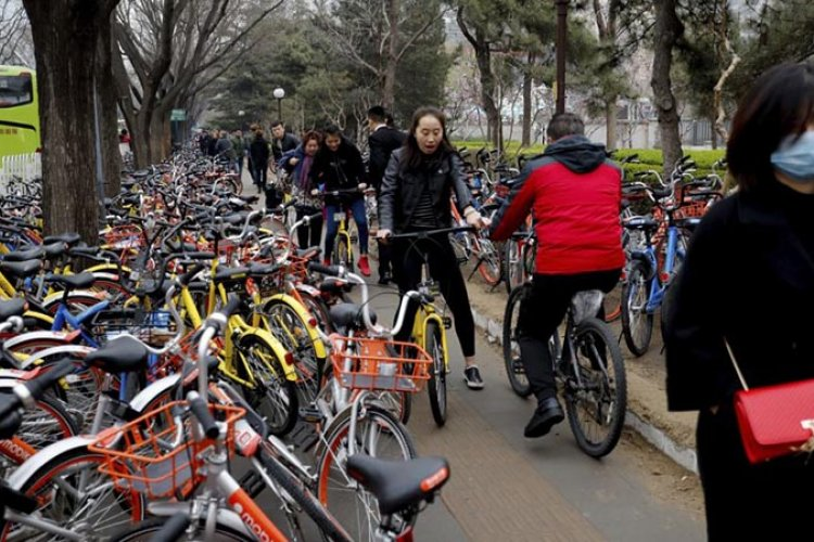 [DP] Pedal Dilemma: Chinese Phrases to Get out of Those Sticky Cycling Accidents