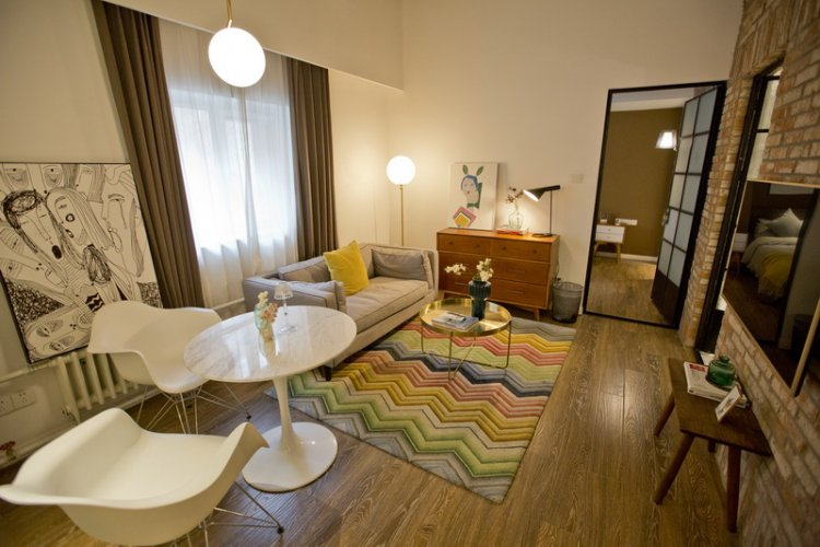 More Swankiness Needed! Zhongguancun Welcomes New Serviced Residences More