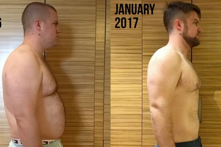"From Comfort Zone to ""In The Zone"": How Jim Fields Transformed his Body with TRIBE Nutrition"