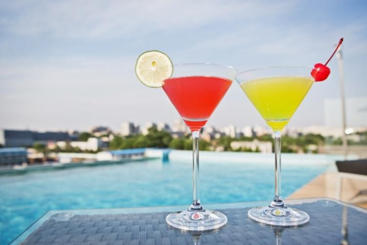 Sip Charming Cocktails at This New Rooftop Bar: Shang Bar