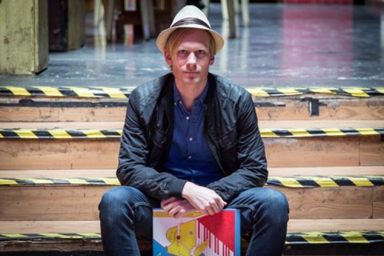 Playlist: Philipp Grefer, Co-Founder, Fake Music Media