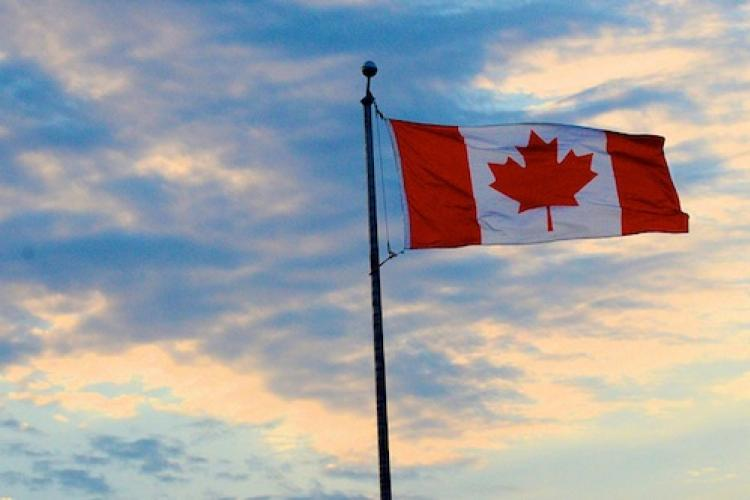 Find True North in the East: Canada Day in Beijing