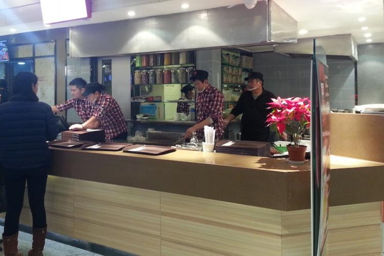 First Glance: A.Wang Noodle Bar, Dongdaqiao