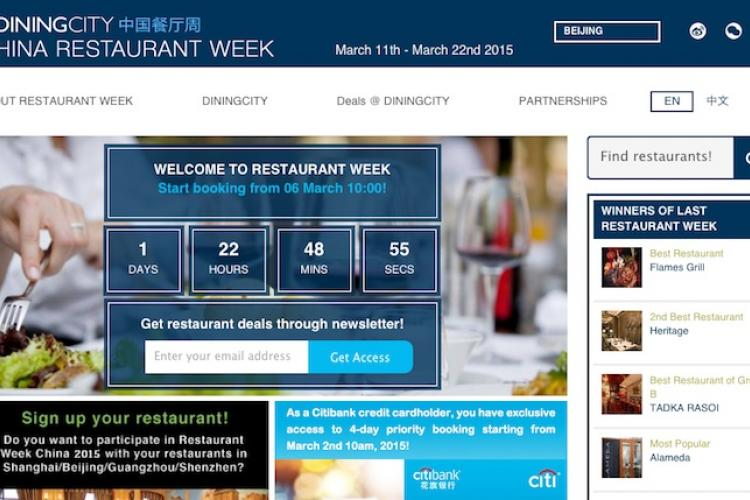 The Tables are Set: Restaurant Week is Back
