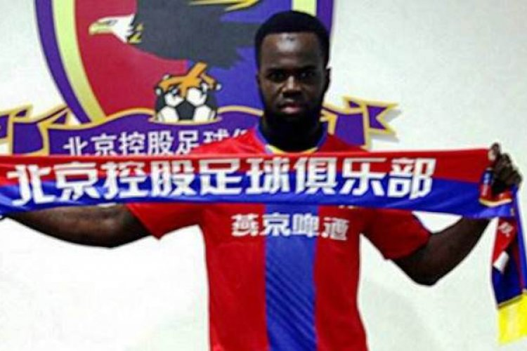 R Beijing Star Soccer Player Cheick Tioté Dies Suddenly During Practice