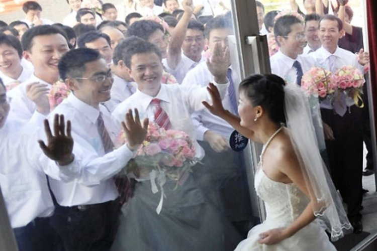 China to Find Wives for 30 Million Unmarried Chinese Bachelors by Relaxing Visa Restrictions for Foreign Women