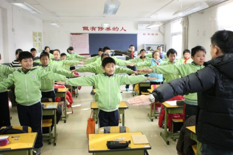 Air Purifiers Finally Coming to Beijing Classrooms