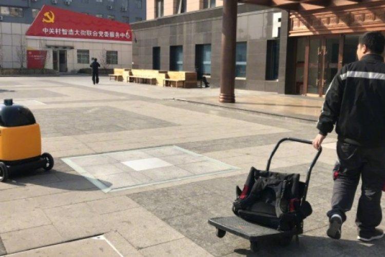 Robot Drones to Begin Servicing Beijing Neighborhoods in June