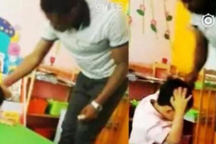 R Expat Teacher Fired After Abuse Video Exposed Online