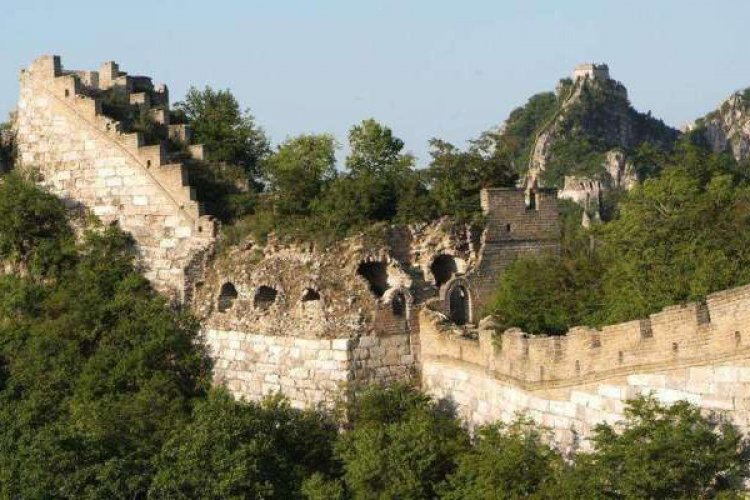 Great Wall of China to Receive Repairs Just North of Beijing