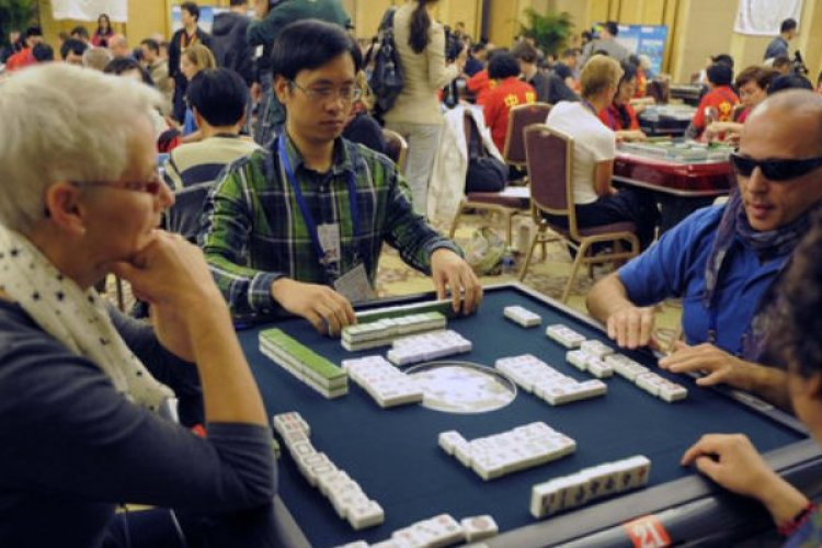 Mahjong Proposed to be Part of 2022 Beijing Winter Olympic Games