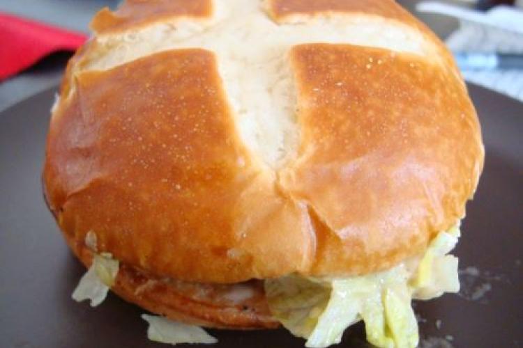 Fast Food Watch: The McDonald's Bacon Double Patty Mashed Potato Hamburger