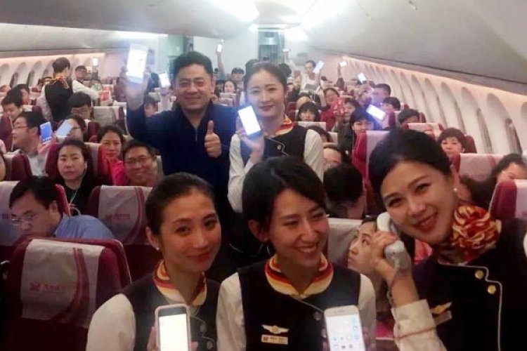 Ban Overturned, Mobile Phone Use Finally Permitted on Chinese Airlines