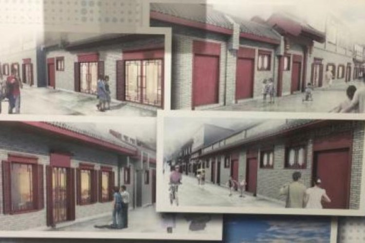 Fuchengmen Boulevard Will Be Rebulit to Look Like It Was Never Rebuilt
