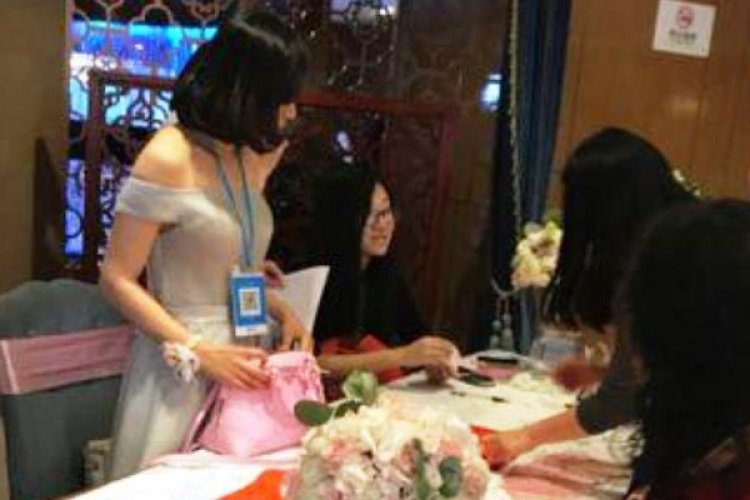 R Appearance of Alipay at Beijing Wedding Reception Sparks Backlash