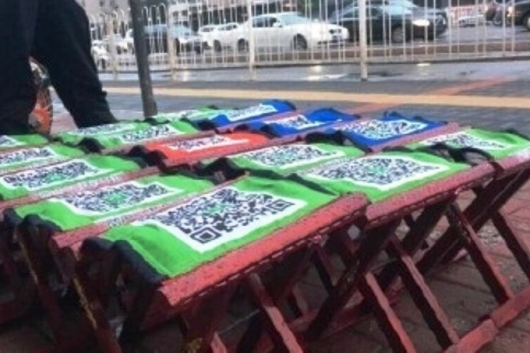 Sharing is Chairing: Share Stools Appear at Beijing Bus Stop for Single-Payment Use