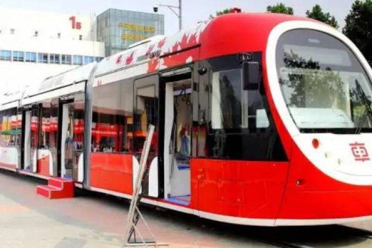 R You Make Me Feel So Rail: Streetcars Coming to Shunyi in 2019