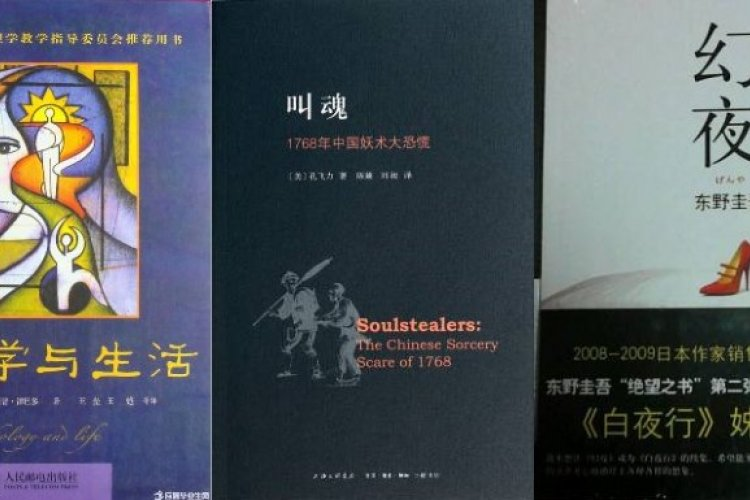 Japanese Pulp Thrillers Top List of Peking University's Most Popular Books
