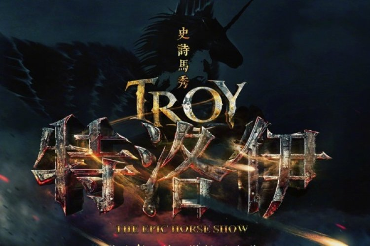Troy: The Epic Horse Show Trots into the Bird's Nest This Friday