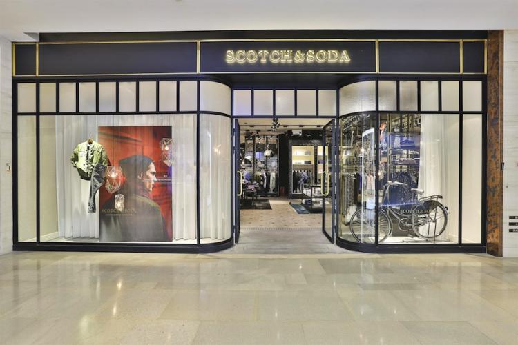 Scotch & Soda: Amsterdam Fashion