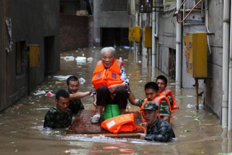 Beijing Ready for Flood Season