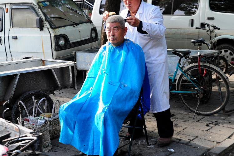 Get a Suave Hutong Haircut Courtesy of 京A at Cu Ju this Sunday