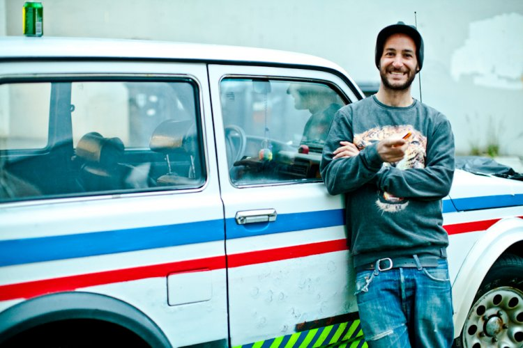Playlist: Jamie Castro (AKA DJ Yauman), Co-Founder of Street Kids