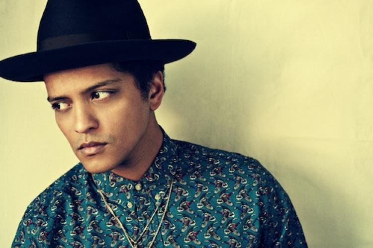 Talking Tunes: Bruno Mars Tickets Now Available Through Damai
