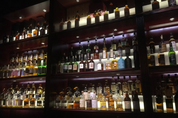 Fannou House: Beijing's Most Ambitious Collection of Whiskies Have Arrived in Sanlitun