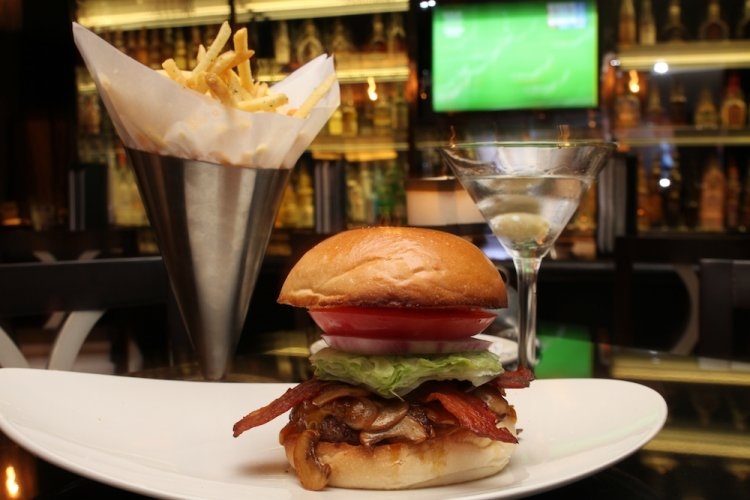 Fancy That: Exceptionally Decadent Hamburgers from Some of Beijing's Best Restaurants