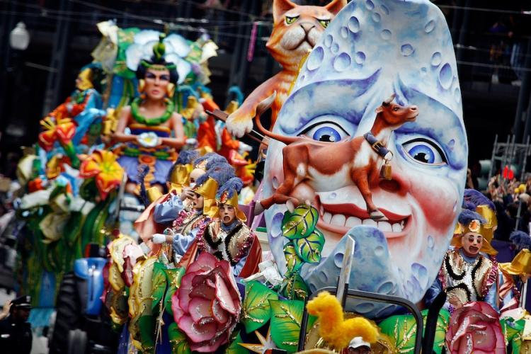 Celebrate Mardi Gras This Week With Caravan and Nola
