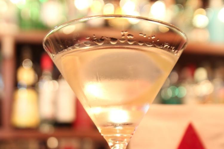Down and Dirty, High and Dry: The Nitty Gritty About Martinis in Beijing