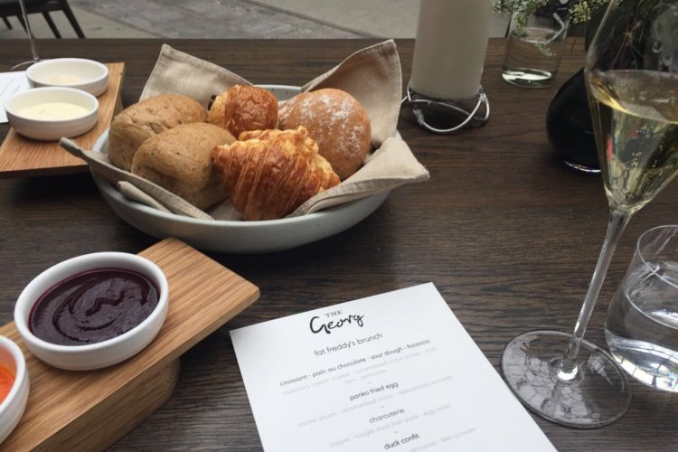 New 'Fat Freddy's Brunch' at The Georg is the Way You Should be Spending Your Weekend
