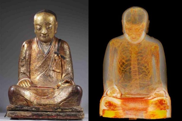 Possible Stolen Chinese Mummy Discovered in Hungary, Retrieved From Exhibition by Dutch Owner