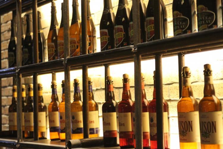 De Refter: Business Class Belgian Beer
