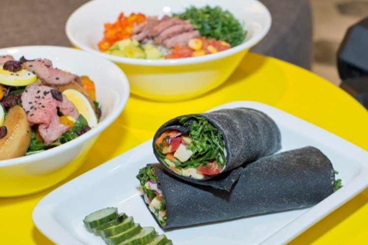 Glo Kitchen X Raw Fitness: Healthy Ingredients and International Flavors at Glo's Second Location