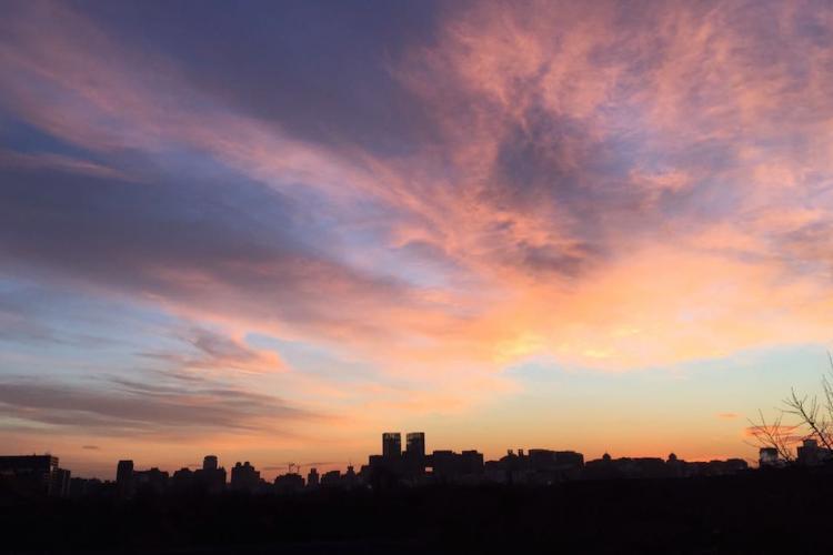 Clear Sky Days in Beijing: Instagram's Finest Offerings