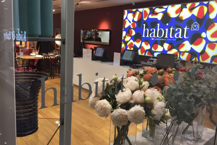 British Home Store Habitat Opens First Beijing Store in Parkview Green