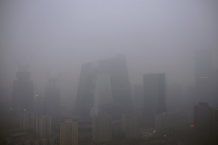 Smoggy AF: Your Complete Guide to Pollution in Beijing