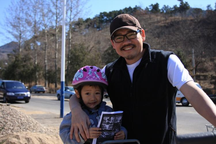 Sign Up for the 2015 Bohai or Bust Charity Bike Festival Now