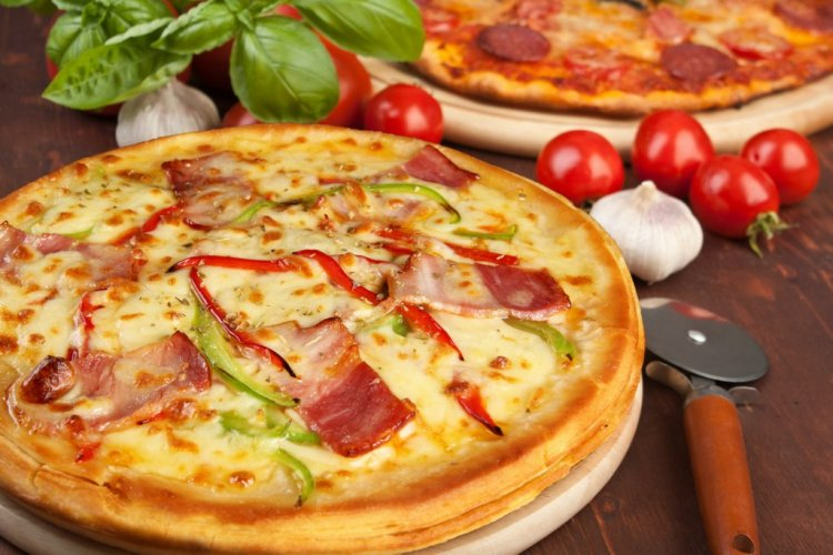 Pizza Mania! ByOne Serves Up Square and Round Individual Pizzas