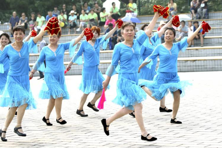 Dancing Damas Will No Longer Step Over the Line, Authorities to Choreograph Approved Dances