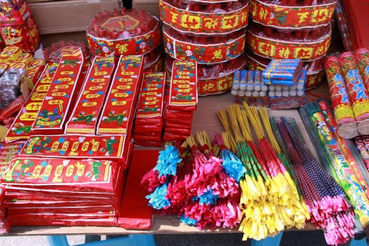 Fireworks Sales Start January 12, Salepoints Reduced Yet Again