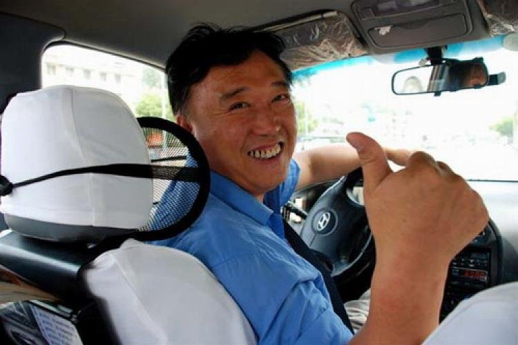 Mandarin Month: How To Make Friends with your Taxi Driver