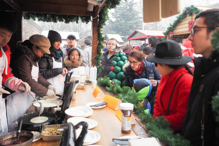 German Christmas Charity Bazaar Beijing 2016: Get Your Pre-Sale Tickets From Nov 1