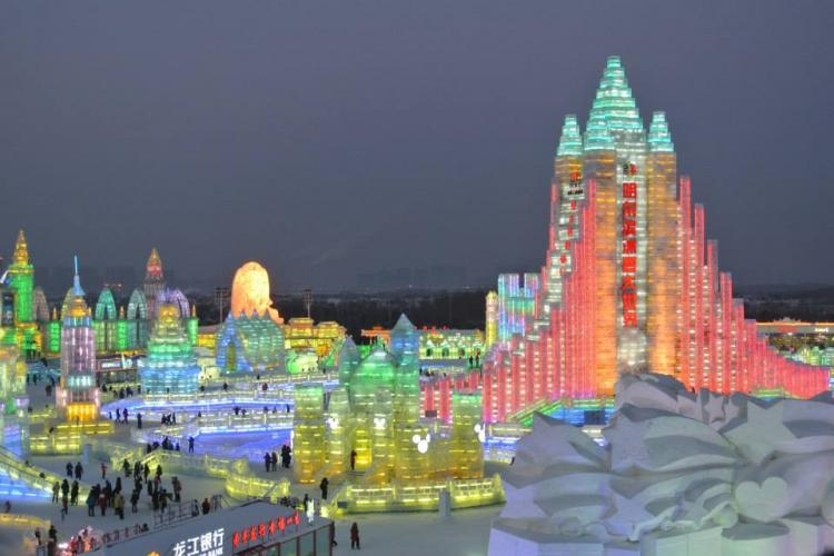 Not Cold Enough in Beijing? Try Harbin for a Weekend in Early 2016