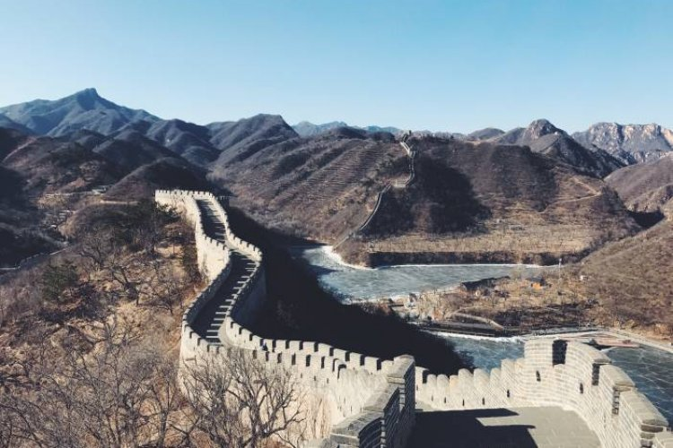 Beijing Bucket List: Huanghuacheng Lakeside Great Wall